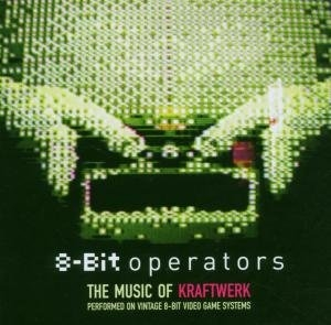 8-Bit Operators: An 8-Bit Tribute To Kraftwerk album cover