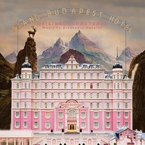 The Grand Budapest Hotel (Original Sound... album cover