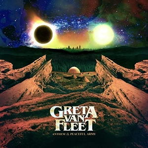 Anthem Of The Peaceful Army album cover