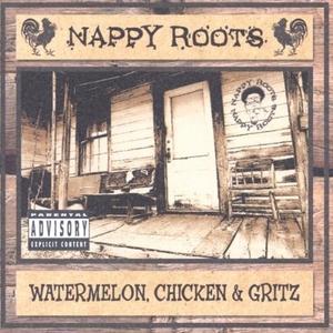 Watermelon, Chicken & Gritz album cover