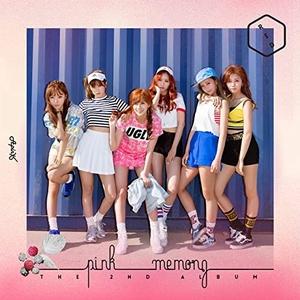 Pink MEMORY album cover