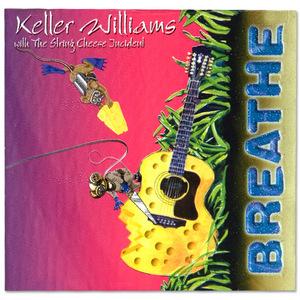Breathe album cover