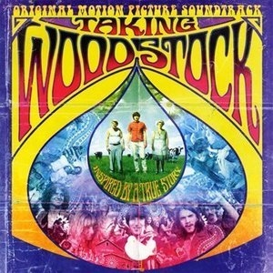 Taking Woodstock (Soundtrack) album cover