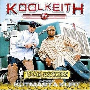Diesel Truckers album cover