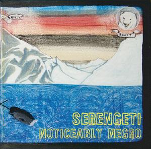 Noticeably Negro album cover