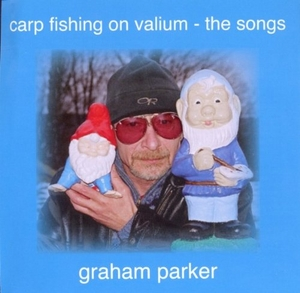 Carp Fishing On Valium: The Songs album cover