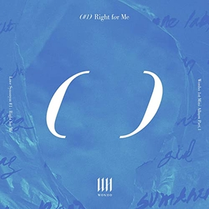 Love Synonym #1: Right for Me album cover