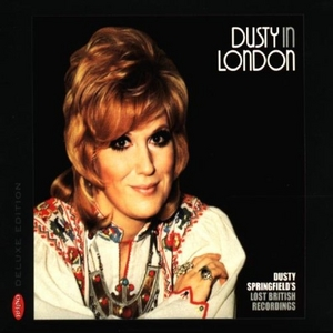 Dusty In London album cover