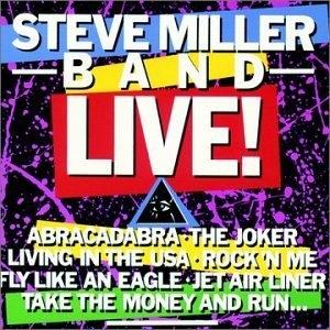 Live (1983) album cover