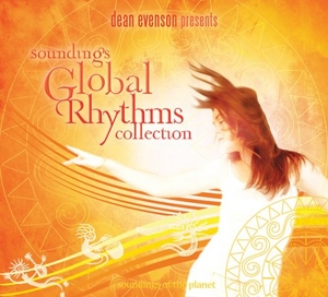 Soundings Global Rhythm Collection album cover
