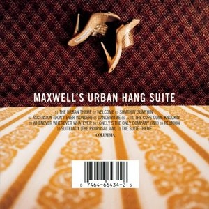 Maxwell's Urban Hang Suite album cover