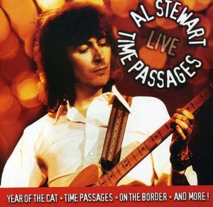 Time Passages Live album cover