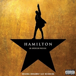 Hamilton: An American Musical album cover