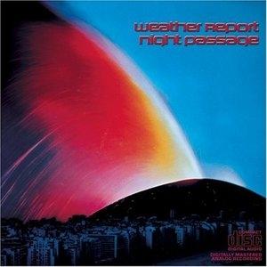 Night Passage album cover