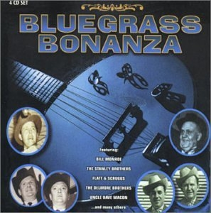 Bluegrass Bonanza album cover