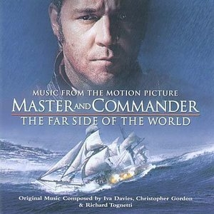 Master And Commander: Original Motion Picture Soundtrack album cover