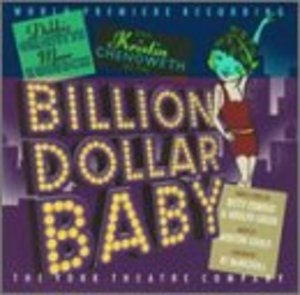 Billion Dollar Baby (1998 Revival Cast) album cover