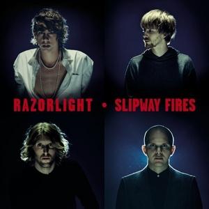 Slipway Fires album cover