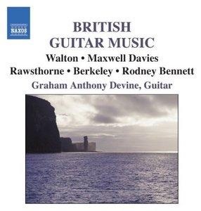British Guitar Music album cover