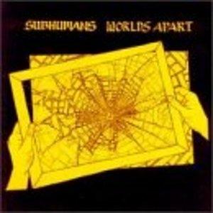 Worlds Apart album cover