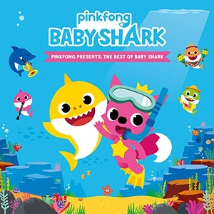Pinkfong Presents: The Best Of Baby Shark album cover