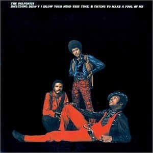 The Delfonics album cover