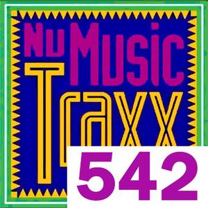 ERG Music: Nu Music Traxx, Vol. 542 (March 2021) album cover