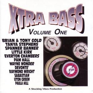 Xtra Bass, Vol. 1 album cover