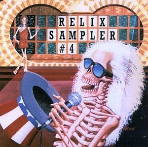 Relix Sampler Number 4 album cover