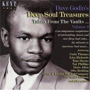David Godin's Deep Soul Treasures: Taken From The Vaults...Vol.2 album cover