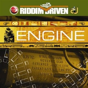 Riddim Driven: Engine album cover