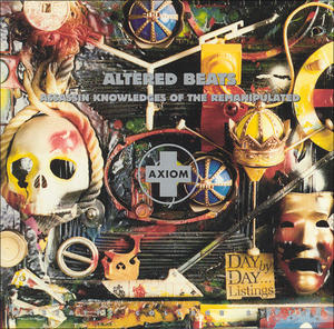 Altered Beats: Assassin Knowledges Of The Remanipulated album cover