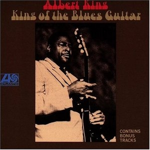 King Of The Blues Guitar album cover