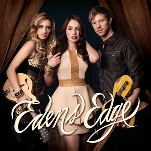 Edens Edge album cover