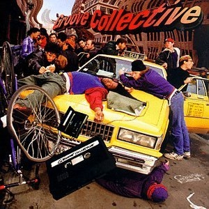 Groove Collective album cover