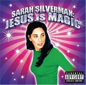Jesus Is Magic album cover