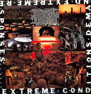 Extreme Conditions Demand Extreme Responses album cover