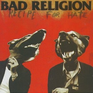 Recipe For Hate album cover