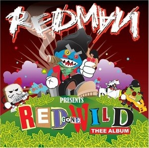 Red Gone Wild: Thee Album album cover