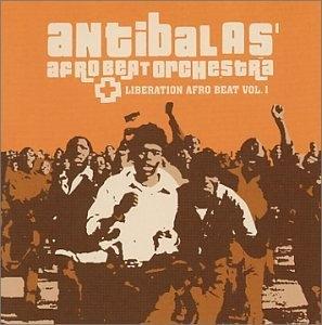 Liberation Afro Beat, Vol. 1 album cover