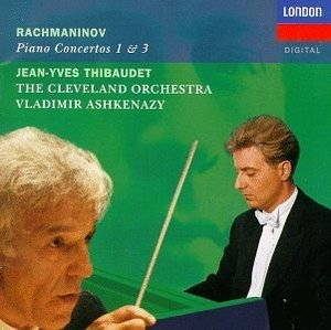 Rachmaninov: Piano Concertos Nos.1 & 3 album cover