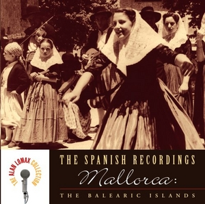 The Spanish Recordings: Mallorca (The Balearic Islands) album cover