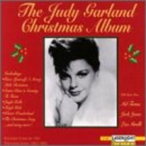 Judy Garland Christmas Album album cover
