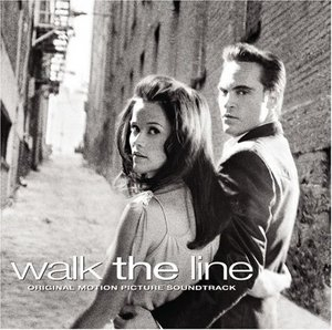 Walk The Line: Original Motion Picture Soundtrack album cover