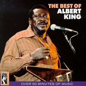 The Best Of Albert King album cover