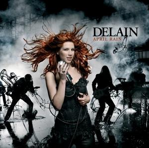 April Rain album cover