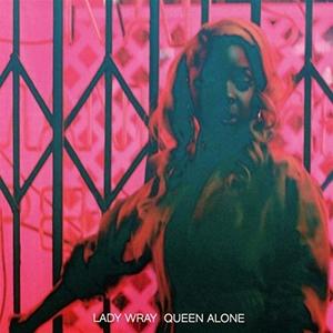 Queen Alone album cover