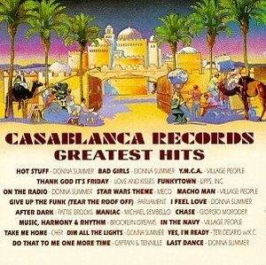 Casablanca Records Greatest Hits album cover