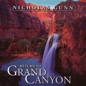 Return To Grand Canyon album cover