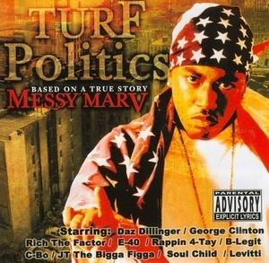 Turf Politics album cover